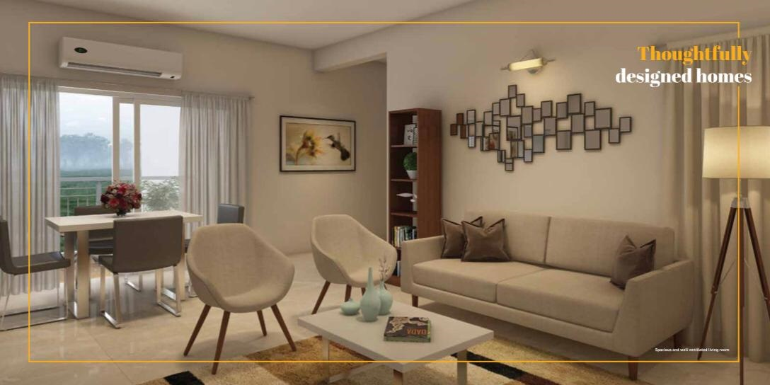 4 BHK - Shriram Divine City